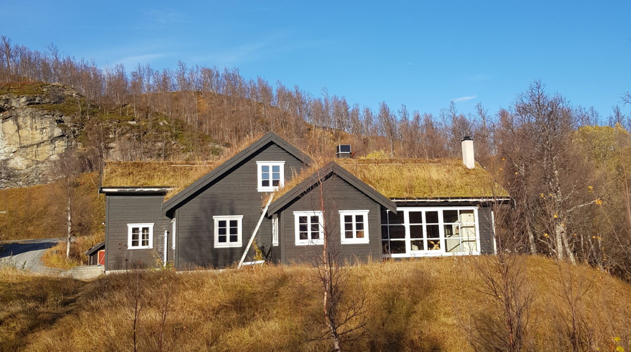 Tinja fjellgård